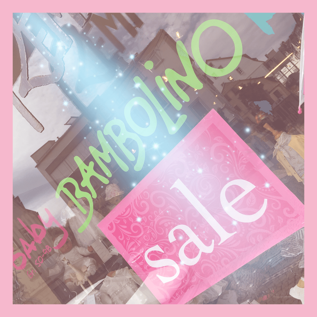 Sommer Sale 2019 by Bambolino